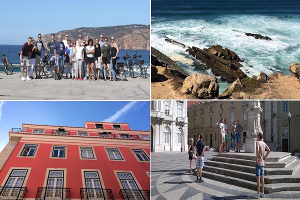 Compilatiefoto Portugal