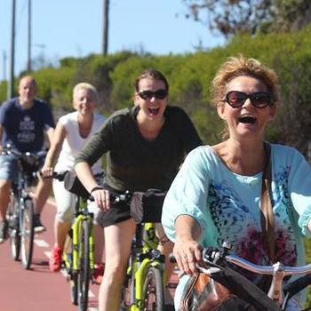 Op de fiets in Portugal