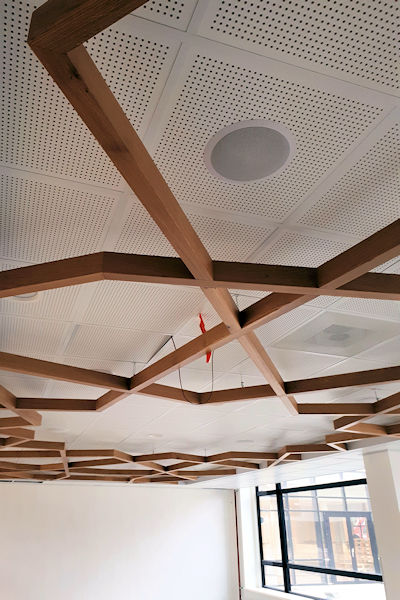 Detail plafond